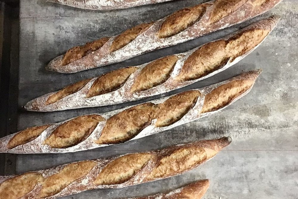 "Eater Los Angeles  ""Clark Street Bread Brings Big-Time Baking Skills to Echo Park"""