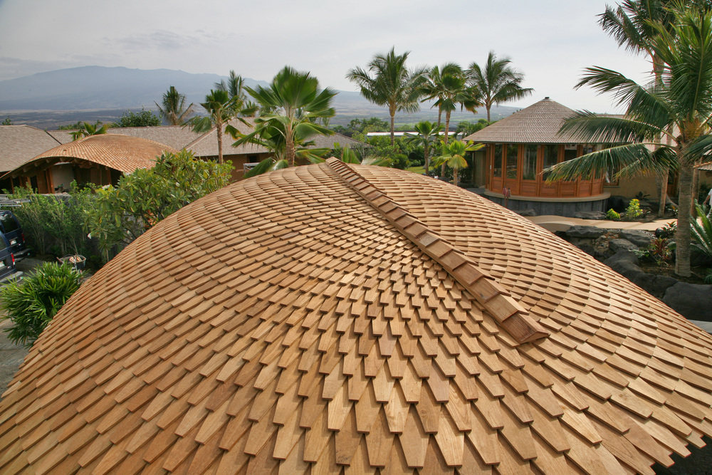 Kona, Hawaii Residence with Onsite Steam Bent Teak Shingles (5).JPG