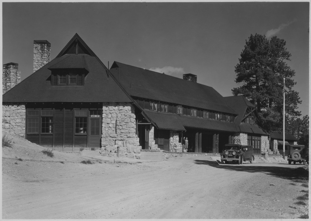Original Bryce Canyon Lodge