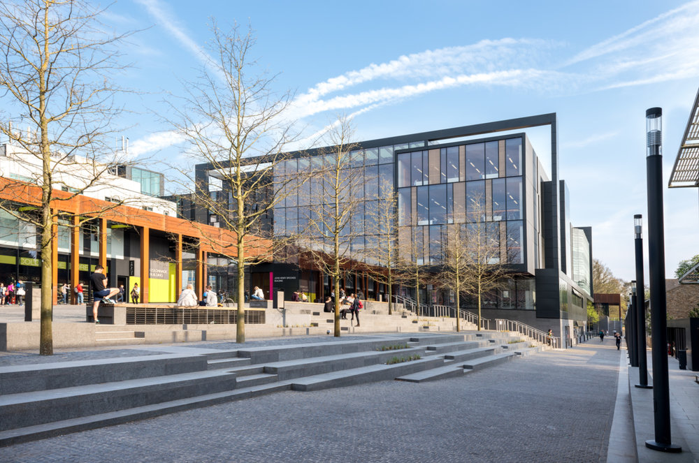 John Henry Brookes Building by  Design Engine Architects