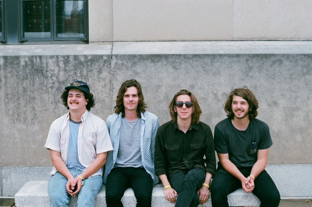\ TURBULENT /   The Districts on their U.S./World Tour so far  Live on The Green – Nashville – 9/12/15