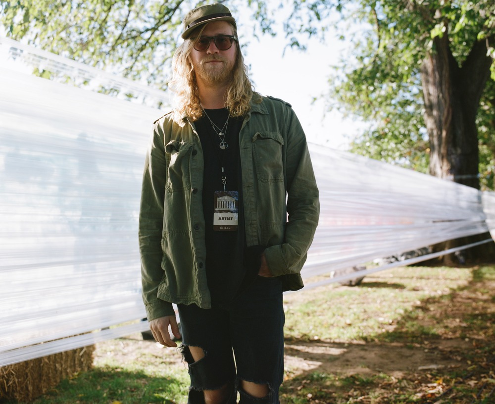 \ BEAUTIFUL /   Allen Stone on SoundHarvest Music Festival  SoundHarvest Music Festival – Nashville – 10/17/15