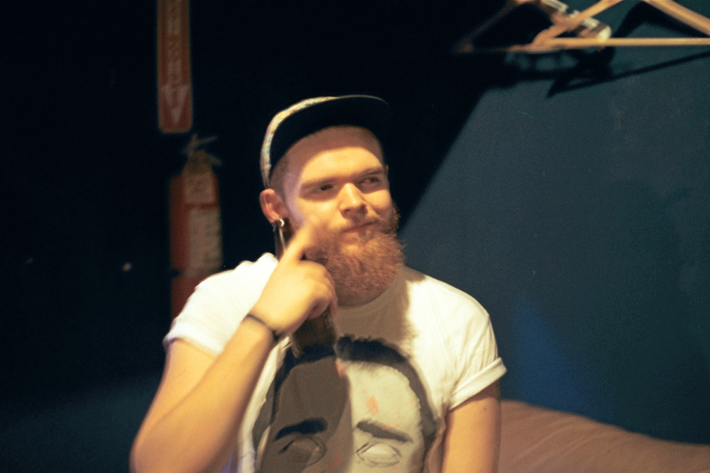 \ GORGONIZE /   Jack Garratt on his U.S./Canada Tour so far.  The High Watt – Nashville – 8/6/15  Jack moves fast – much too fast for my camera. Cheers my friend. Have a great rest of the tour.