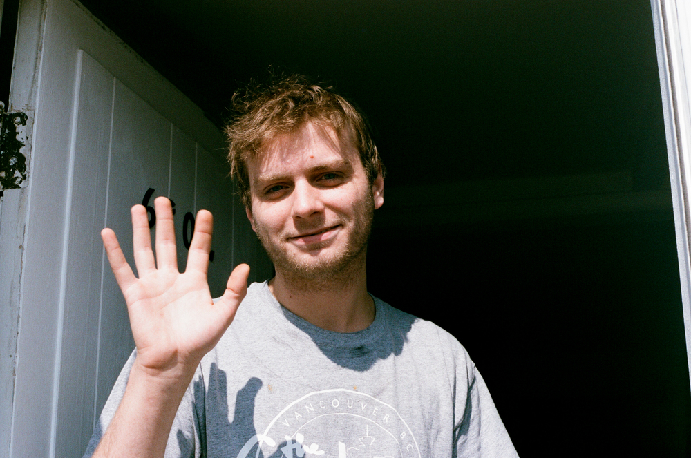 \ BOGANS /   Mac DeMarco on his U.S. Tour so far  Bayfield Ave - Far Rockaway, NY - 3/8/16