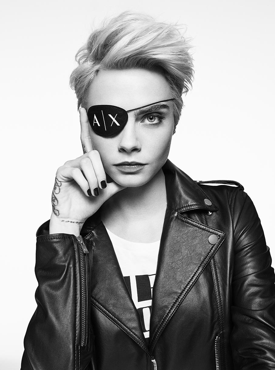 Celebrity: Cara Delevingne  Photography: Sabine Villard