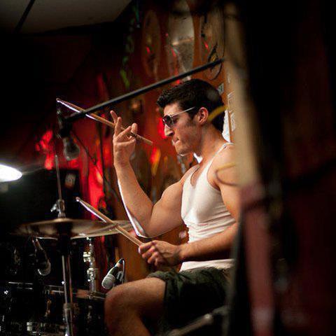 Bayan Sharafi - Drummer