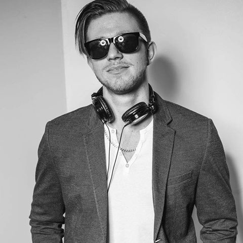 Chris 'DJ Stein' Farrant – DJ