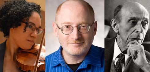 Montgomery, Kernis, Schoenberg