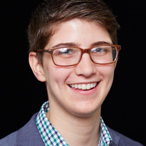 Charlie Blotner  is the 2016 MedX Student Advisor and an ePatient Delegate on the Storyteller Track. They are co-moderator of #btsm (brain tumor social media) chats, and a Cure Forward precision medicine team member.  Preferred pronouns:  they/them