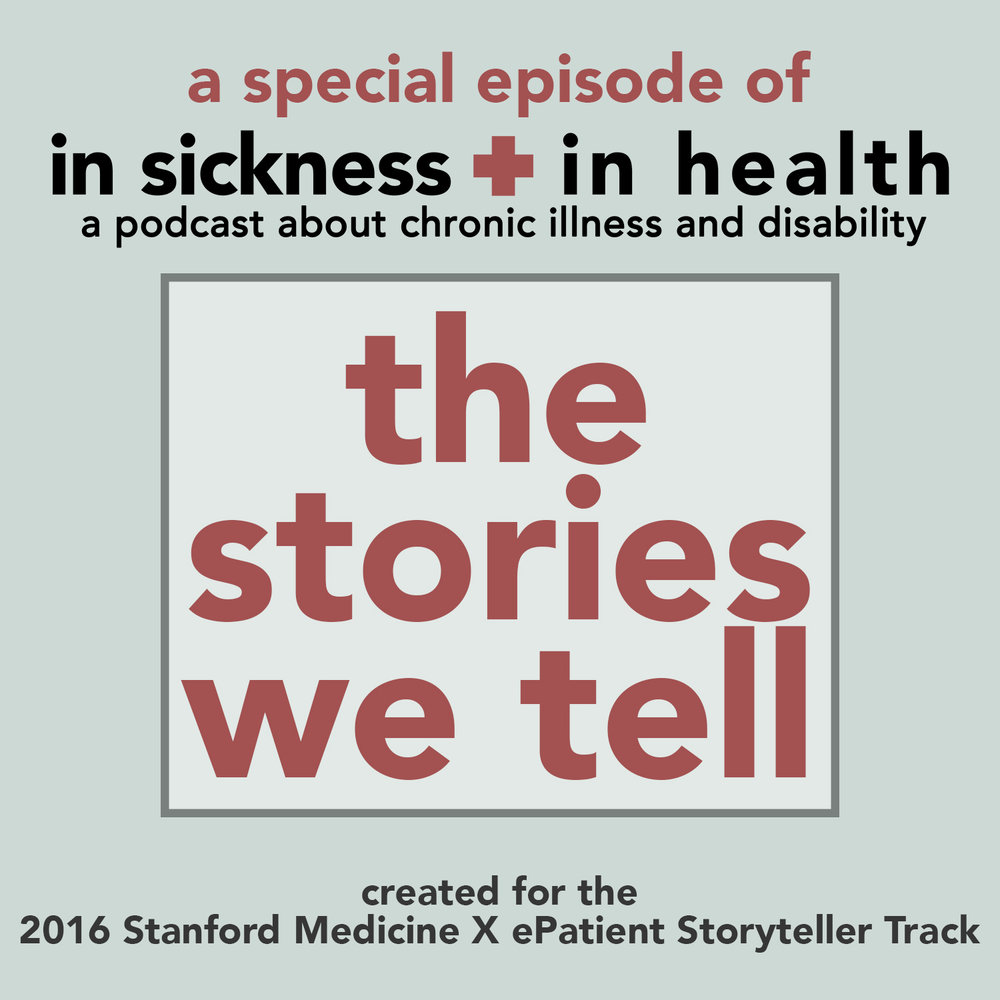 Created by 2016 Stanford Medicine X ePatient Delegate,  Cara Gael O'Regan , as part of the ePatient Storyteller Track.