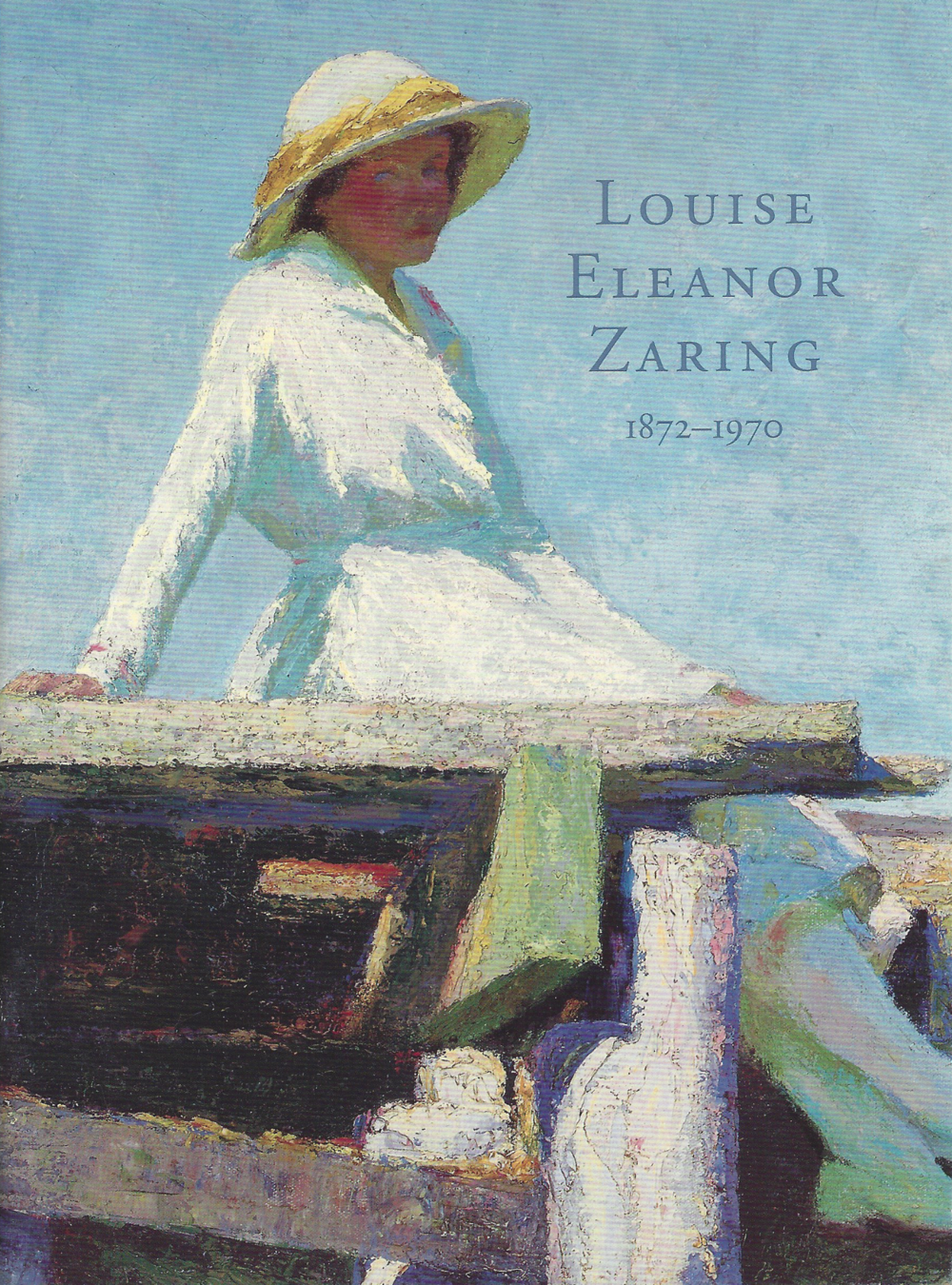 Louise Eleanor Zaring Exhibition Catalogue