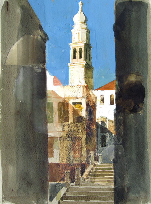 Safet Zec | Venetian Church