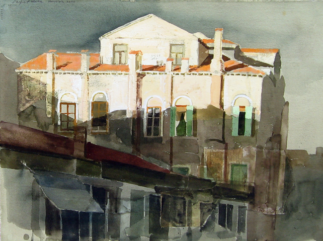 Safet Zec | Venetian Houses