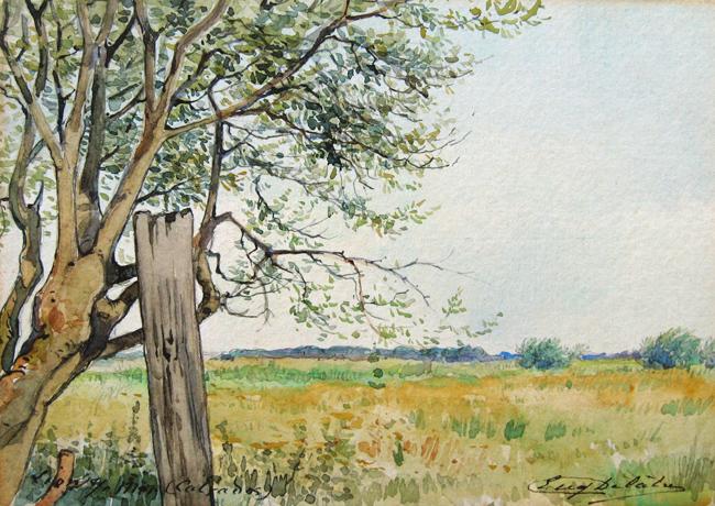 Eugène Delatre | Lion-sur-Mer, Calvados