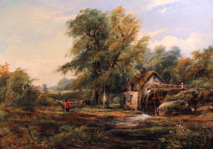 Frederick William Watts | The Watermill