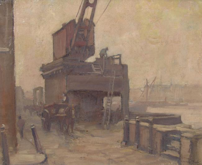 Henry Samuel Teed | Dockland