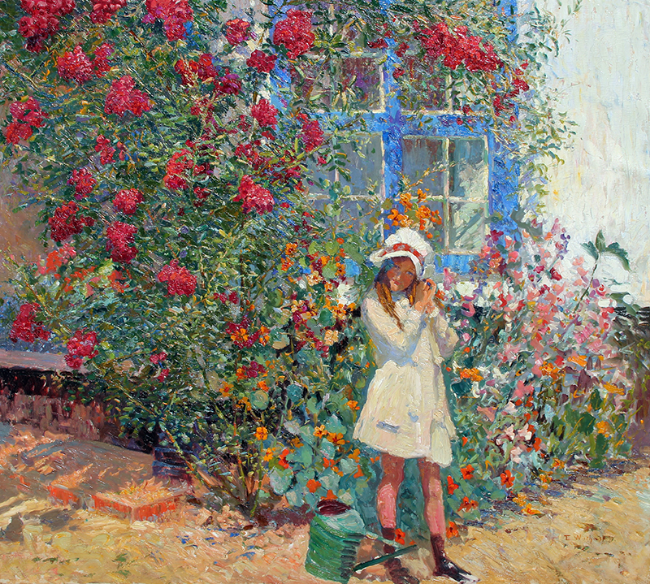 Edgard Wiethase | Summer Flowers