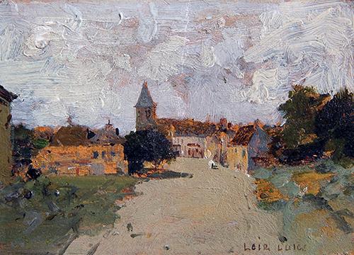 Luigi Loir | Dampierre-en-Yvelines, France