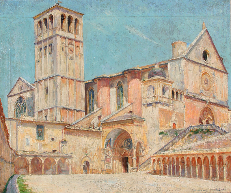 Marius Michel | Church of Assisi
