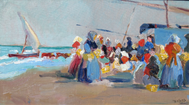 Ernesto Valls Sanmartin | At the Beach