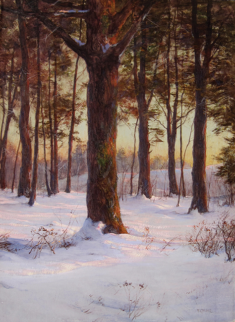 Walter Launt Palmer | The Pine Grove