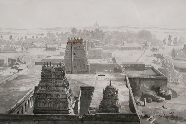 Joseph Selleny | Rock-cut Temples at Mahabalipurham