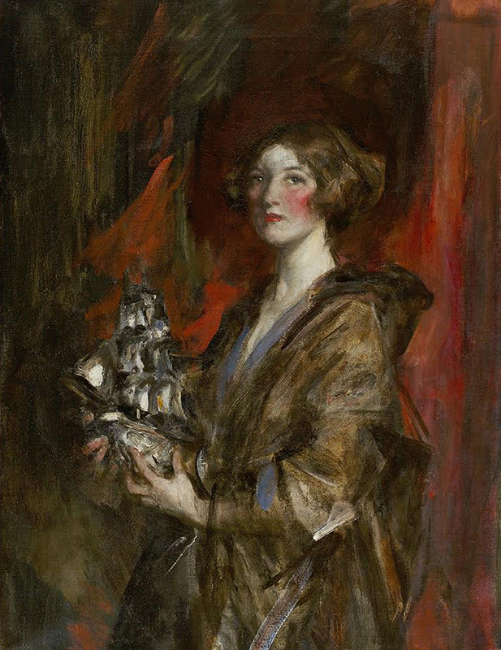 Sir James Jebusa Shannon | Kitty and the Silver Ship