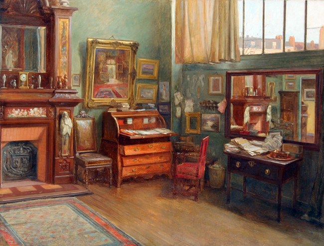 Walter Gay | A Paris Studio
