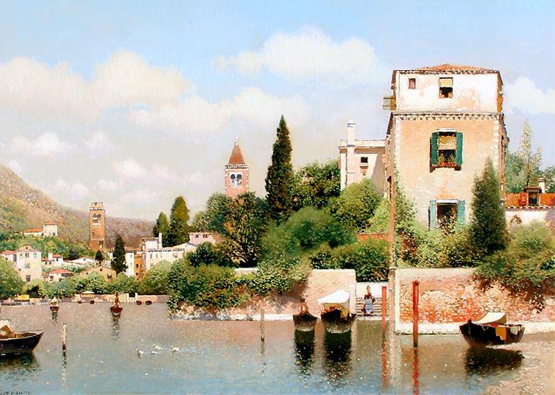 Smith, Henry Pember - Italian Lake 800.jpg