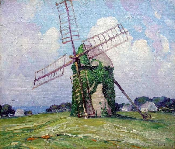 Raymond Hill | Nantucket Windmill