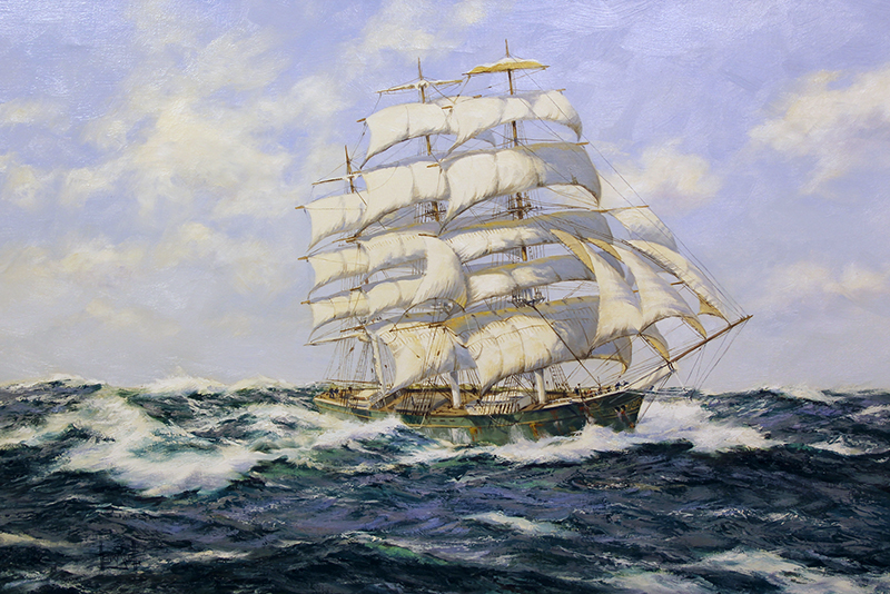 Henry Scott Clipper Ship Thermopylae