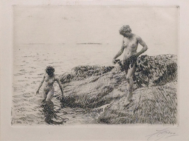 Anders Zorn | Seaward Skerries