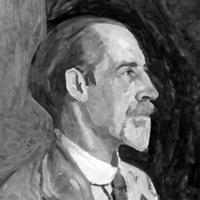 Algernon Talmage Self Portrait