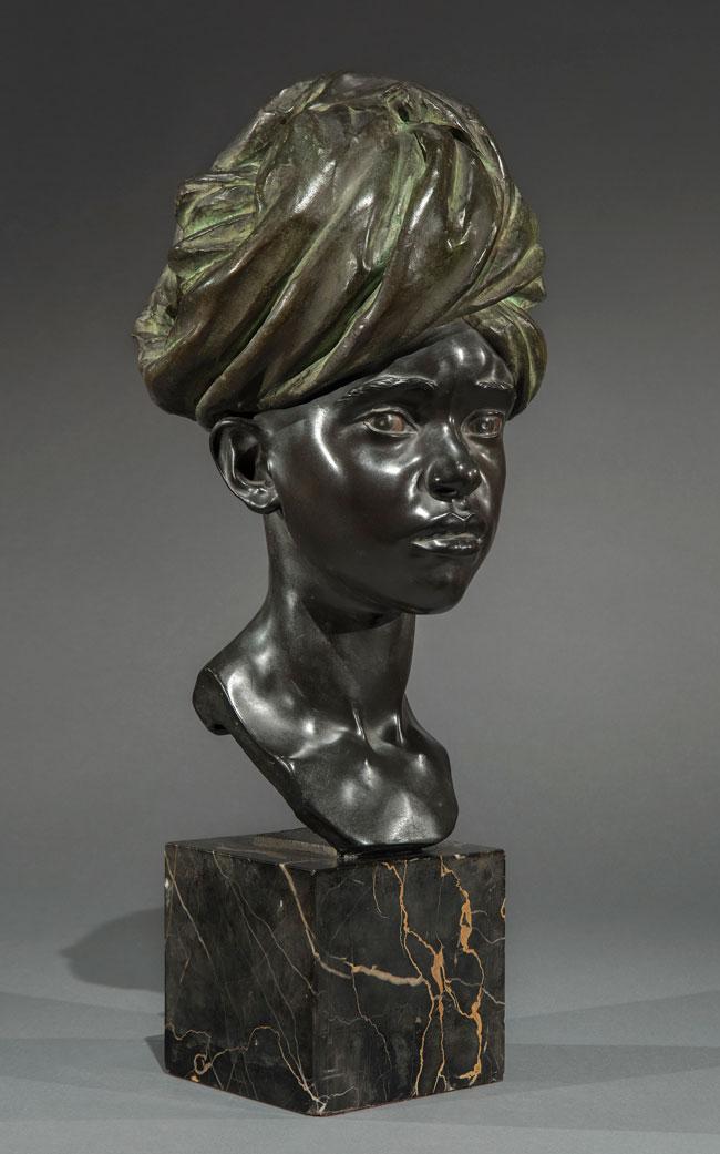 Fausta Vittoria Mengarini - Dar-Dar sculpture
