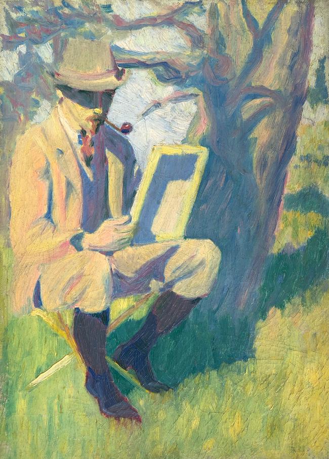 Thomas-Buford-Meteyard-Self-Portrait,-Arcachon.jpg