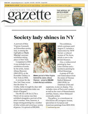 Antiques & Trade Gazette