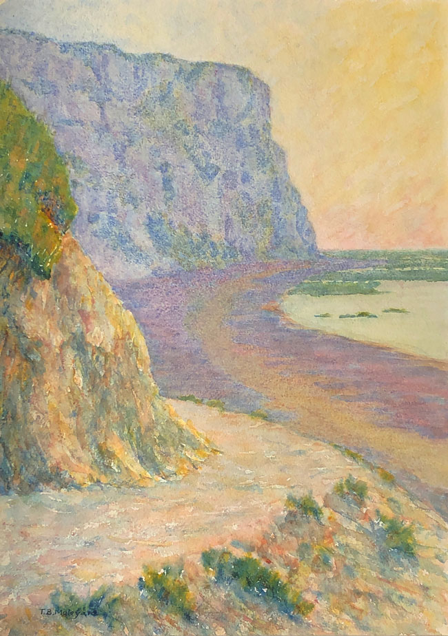 Thomas-Buford-Meteyard-Berneval,-Cliff-Path.jpg