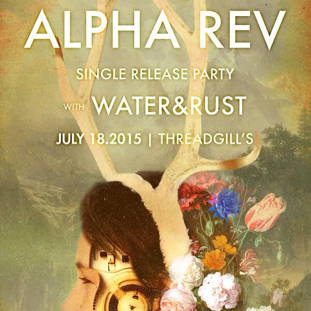 ANNOUNCING!! @alpharev returns to @threadgills for their new single release on JULY 18TH and we're on the bill. This should be fun! Tickets are now on sale.  TIX: http://bit.ly/1FyVV6U *Raising the roof for Austin @habitatforhumanity #musicbuilds