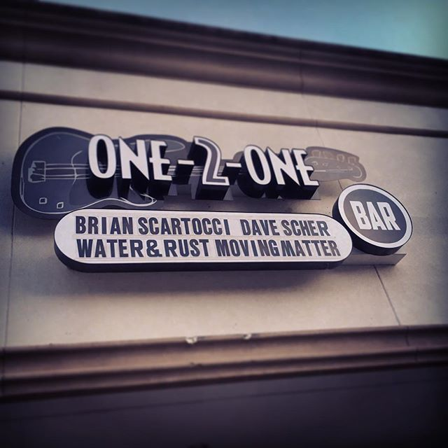 #austinmusiclive taping tonight at @one2onebar