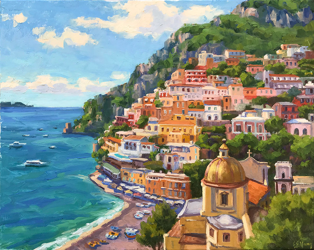 """The Jewel of Amalfi"""
