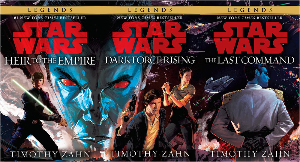 Star Wars (Legends): The Thrawn Trilogy