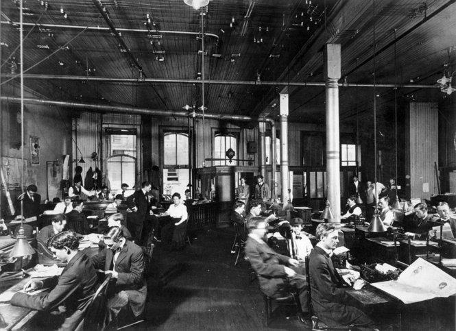 Picayune newsroom