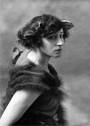 Sidonie Gabrielle Colette, 1906