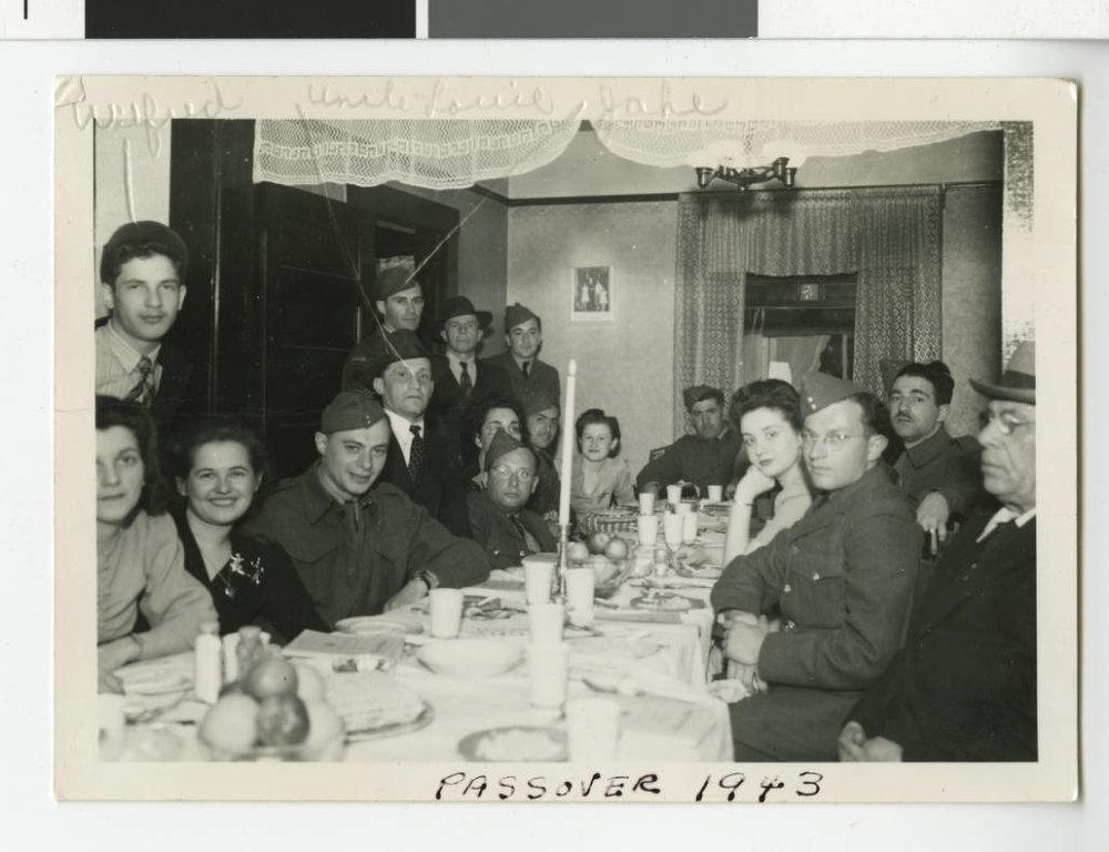 Passover 1943