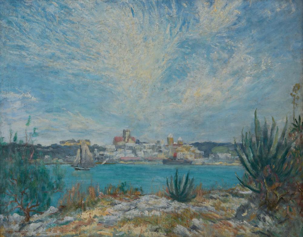 Denys Wortman Bermuda