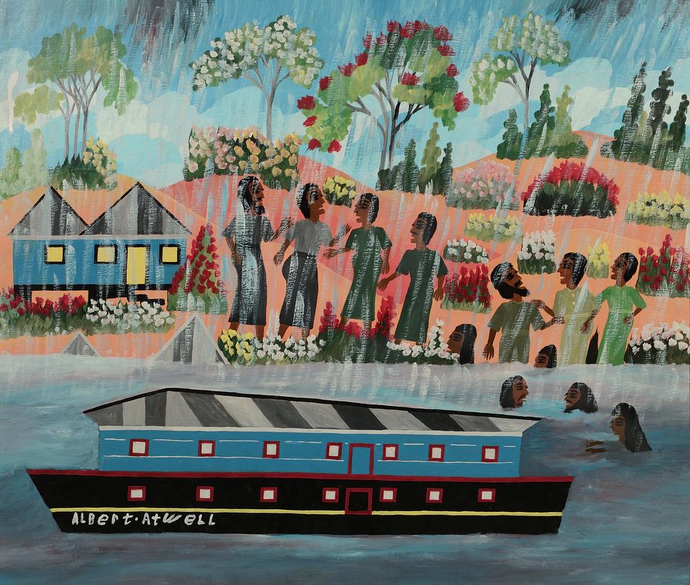 Albert Artwell - The Flood