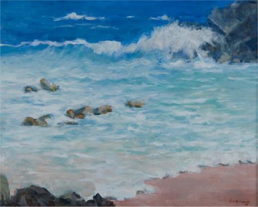 John Kaufmann:  Near Jobson's Cove
