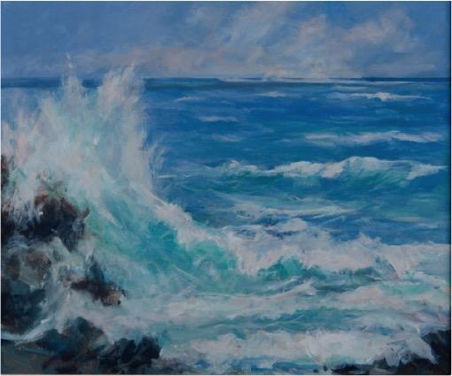 John Kaufmann:  Breaking Wave