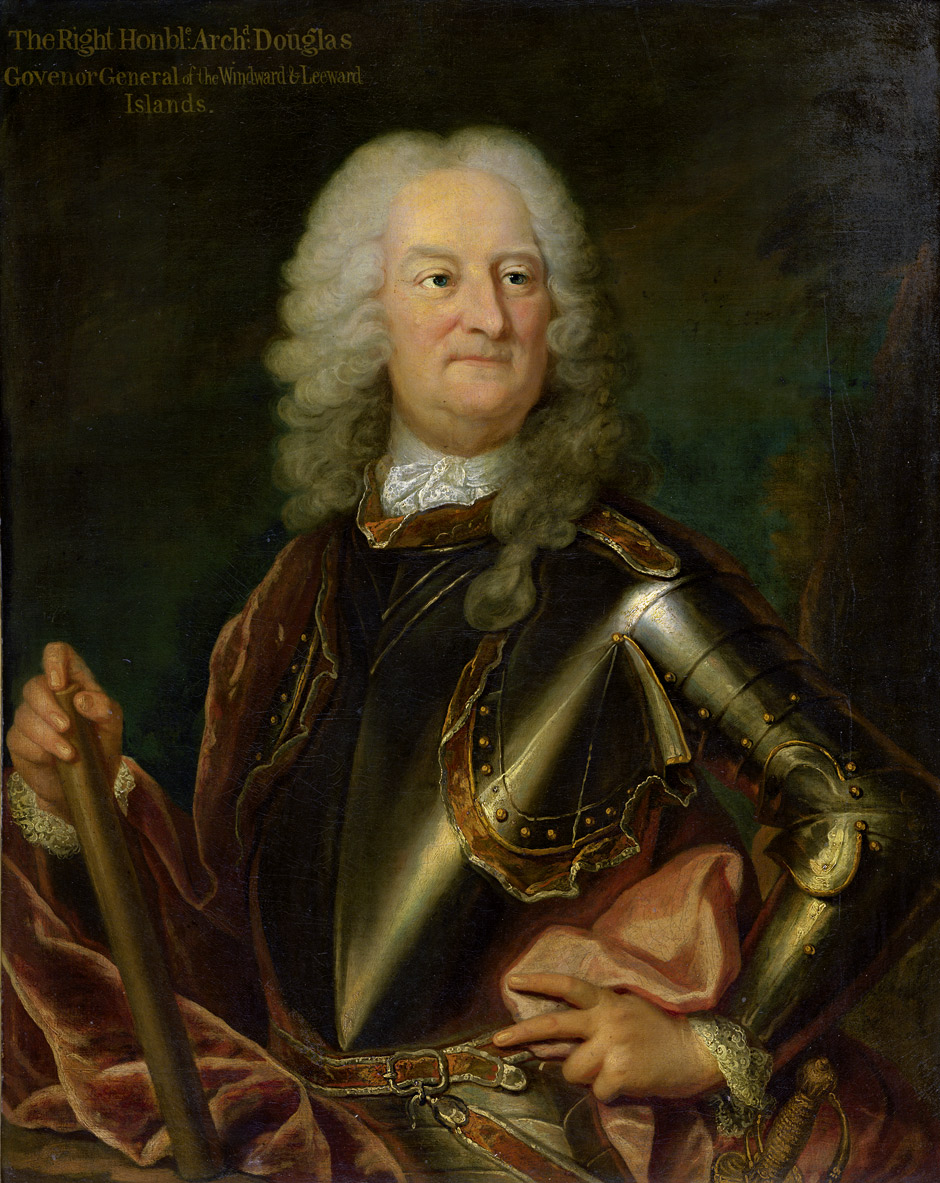 Colonel Walter Douglas