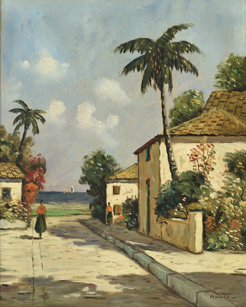 In The Bahamas - Orazio Amato
